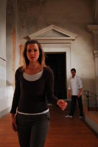 Lada Bonacci & Filippos Kanakaris (c) Amy Poulsom 2008