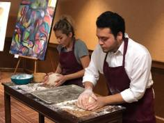 Mariana and Jose Performance Baking